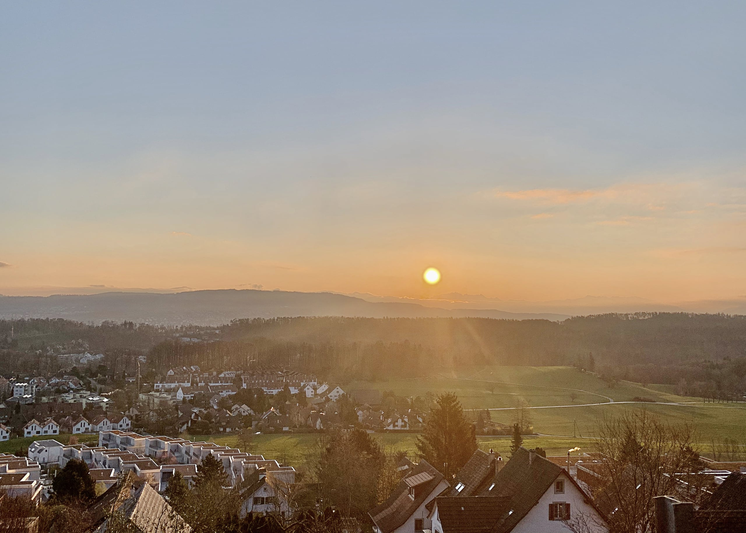 Langnau am Albis | Views